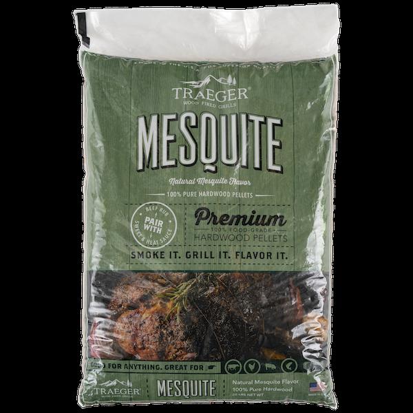 Pellets Mesquite