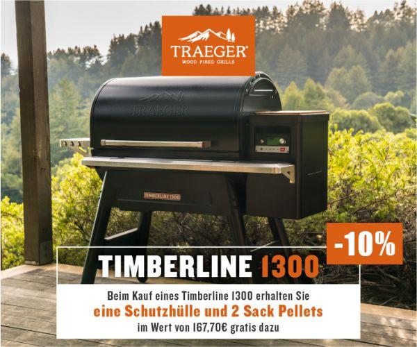Timberline 1300 April Aktion