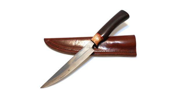 Fleischmesserscheide aus Leder
